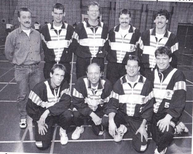 Oud trainer Theo Masselink overleden