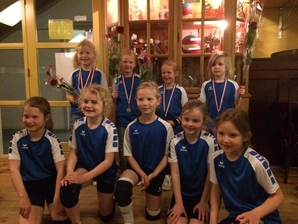 CMV N1- team 1 ook Kampioen