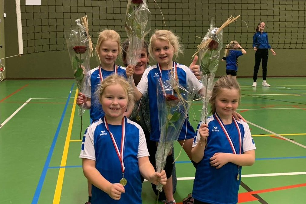 1e Competitie Mini's N1 Team 1 en direct kampioen!